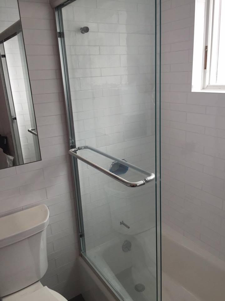 Solar Glass Company Atlantic Beach Shower Doors Oceanside
